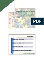 Pasado Presente Futuro Estudio Aacc en Murcia.mdprieto