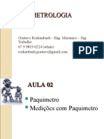 AULA 02 - METROLOGIA