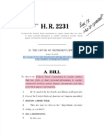 H.R.2231 - Algorithmic Accountability Act of 2019 Safari 4 WithMarginNotes