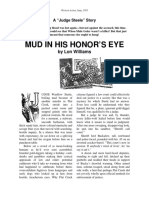Western Action 1953-06 Mud in His Honor's Eye, by Lon Williams