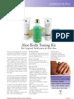 Forever Living - Aloe Body Toning Kit