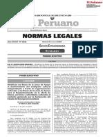 RESOLUCIÓN DIRECTORAL Nº 000174-2020-DGIA/MC