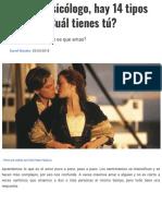 Según un psicólogo, hay 14 tipos de amor.pdf