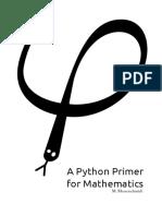 a_python_primer_for_math