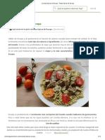Comidas típicas de Europa - Platos típicos de Europa