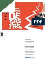 Guía para la Comunicación en la Gestión del Riesgo de Desastres