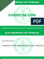 Treinamento CIPA - Blog Segurança do Trabalho.pdf