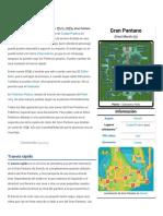 Gran Pantano  WikiDex  FANDOM powered by Wikia