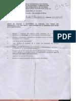 PES Pleaneacion Estrategica de Sistemas 2 Parcial 27 de Septiembre Del 2010