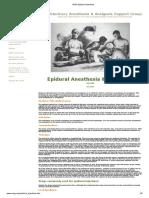 VASG Epidural Injections