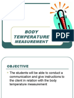 BODY TEMPERATURE MEASUREMENT.ppt