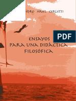 Ensayos para una Didáctica Filosófica - Alejandro Ariel Cerletti (1).pdf