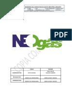 PEPTSSO.005 Maniobras del Conductor en Cliente Industrial de Arequipa