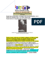 FOBIA. Freud y Lacan- erik porge