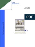 Pico2000 User Manual