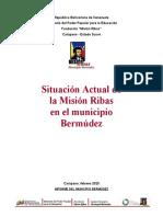 INFORME DE GESTION BERMUDEZ 2020