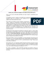 Perfil Peru