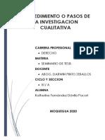 PROCEDIMIENTO O PASOS DE LA INVESTIGACIÓN CUALITATIVA-convertido