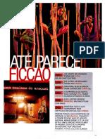 Cinema Meninos de Araçuaí - Marie Clarie Agosto 2008