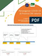 Dr Ngabila MKM - Penanganan COVID19 Di Provinsi DKI Jakarta