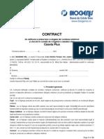Contract Biogenis Stocare Caseta Plus ROMANIA