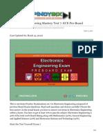 pinoybix.org-Electronics Engineering Mastery Test 7 ECE Pre-Board.pdf