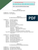 Lei Orgânica do Municipio de Benevides - Corrigida