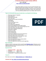 International Journal of Fuzzy Logic Systems IJFLS
