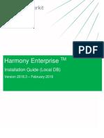 Harmony_Enterprise_Installation_Guide