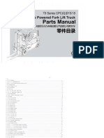 CPCD15-18T8 forklift manual