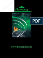 Catalogue Honsberg