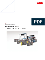 AC500 BACnet - Connect a PLC to CP600.pdf