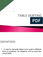 Table-skirtIng