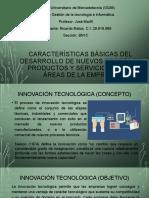 características básicas del desarrollo de nuevos productos.pptx