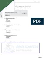 Modelltest (15) A2-B1 Lesen Deutsch
