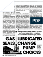 12 Gas Lubricated Seals Change Pump Choices