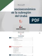 Perfil socio economico Uraba