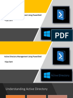 Active-Directory-Managemnt-Using-PowerShell-Sec01-05