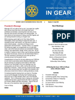 In Gear Week 2 6 July 2020