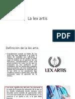 La lex artis.pdf