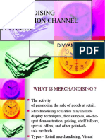 merchantising and distribution ppt
