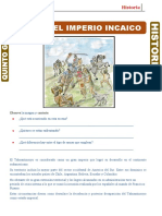 24. Caida del Imperio Incaico