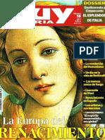 Muy Interesante Historia - La Europa del Renacimiento.pdf