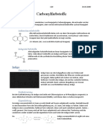 Infoblatt Carbonylfarbstoffe Chemie