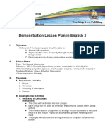 THE HONEST WOODCUTTER LESSON PLAN