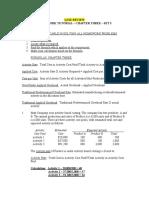 QUIZ REVIEW Homework tutorial chapter 3.doc