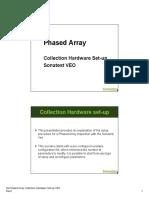09 Phased Array_Collection hardware Set-up_VEO_UKrev0