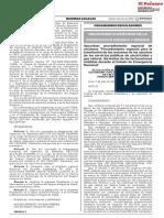 Aprueban Procedimiento Especial de Reclamos Procedimiento e Resolucion n 079 2020 Oscd 1869636 1