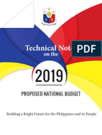 Technical-Notes-on-the-2019-Proposed-National-Budget