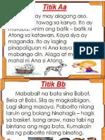 Filipino Short Stories